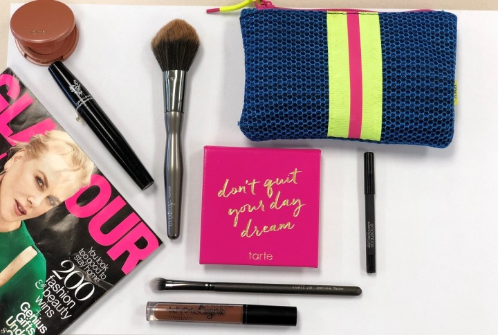 What's in your makeupbag?